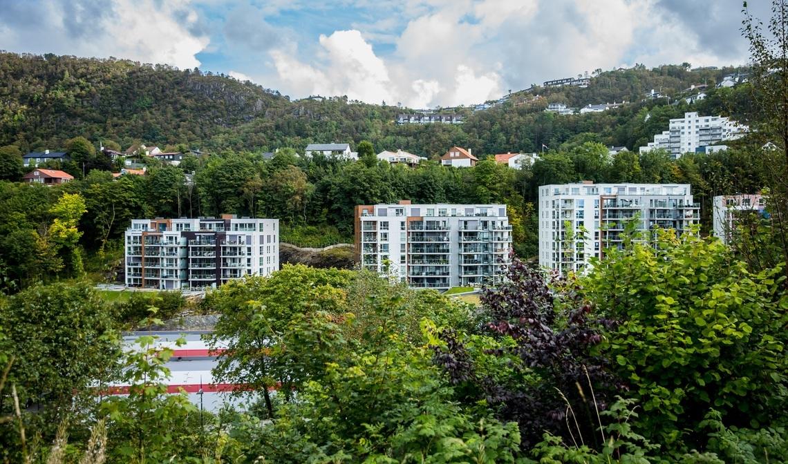 ByBo bygger miljøvennlige boliger