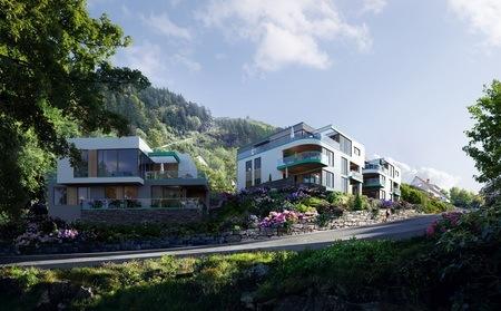 Enorm interesse for boligprosjekt i Fjellsiden
